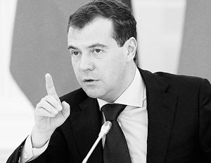 Дмитрий Медведев призвал не держать народ на закрученных гайках