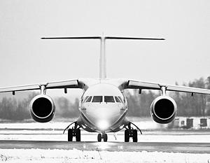 Ан-148 разбился в ходе проведения летных испытаний