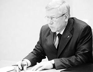 Руководитель Роскосмоса Анатолий Перминов может уйти в отставку до празднования  Дня космонавтики
