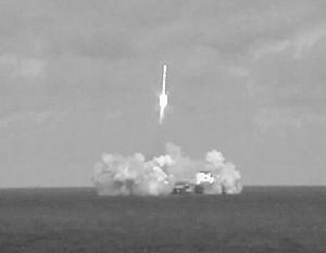 Испытания «Булавы» будут проводиться параллельно с испытаниями ракетоносца «Юрий Долгорукий»