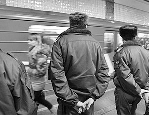 Поезд подъехал к станции, и нападавшего задержали и обезвредили сотрудники полиции