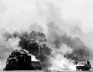 Эксперты полагают, что Ливия не сдастся под одним натиском крылатых ракет