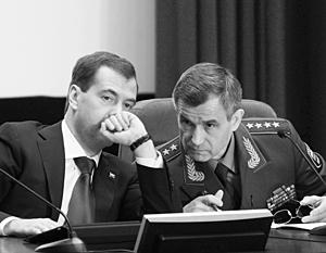 Президент дал ряд поручений главе МВД