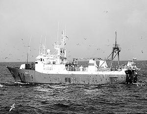 Российские рыбаки с ратификацией договора смогут чувствовать себя увереннее в зоне промысла