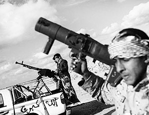 Ливийские повстанцы признали свою связь с «Аль-Каидой»