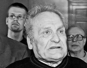 Советский партизан Василий Кононов боролся до последнего