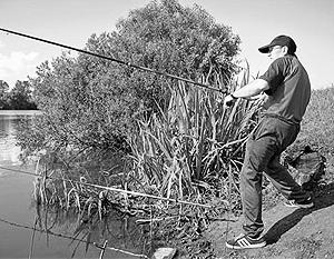 Рыбаки-любители добились выполнения одного из их требований