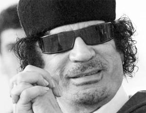 Судя по всему, Запад убедился в тщетности попыток свергнуть Каддафи