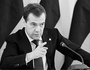Дмитрий Медведев потребовал от НКО эффективнее тратить государственные деньги