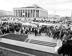 Теракт в метро стал самым кровавым в новейшей истории Белоруссии