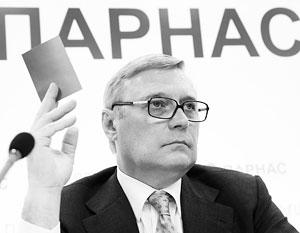 Региональные кампании партии Касьянова выглядят далеко не блестяще, констатируют эксперты