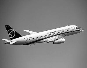 Аэрофлот за задержку Sukhoi SuperJet 100 готов выставить штрафы