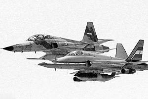 Первые сообщения о разработке Ираном собственного истребителя появились в конце 2004 года