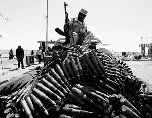 Повстанцы готовы сдать Ливию Западу ради победы над Каддафи