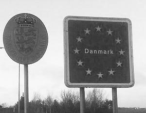 В Копенгагене сочли, что из-за прозрачности границы в стране растет преступность