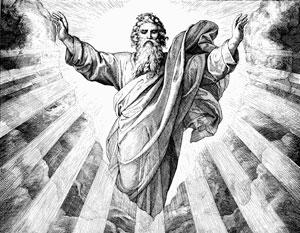 Классическая библейская версия гласит, что Всевышний создал и землю, и людей всего за пять дней
