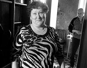 Соседка Перельманов Галина Михайловна сочувствует семье гениального математика