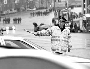 В Москве появятся зоны, закрытые для автомобилей