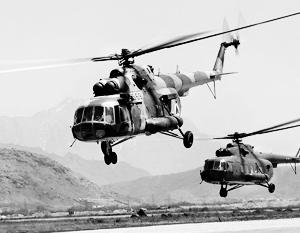 В Афганистане не знают «вертушек» лучше, чем Ми-17