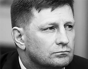 Захватывая власть в крае, Сергей Фургал сам же себя подталкивает к возможным неприятностям