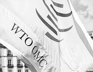 Путин: Вступление в  ВТО не станет поводом для автоматического открытия отечественного рынка
