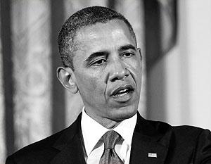Конгресс обвинил Обаму в проведении незаконной политики
