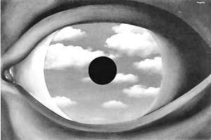 Смотреть на вещи глазами ребенка, увидеть мир его глазами. Широко открытыми.