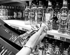 Минфин хочет, чтобы к 2014 году водка стоила 200 рублей