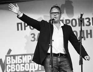 Соратник Михаила Касьянова обвинил лидера ПНС в вождизме