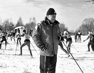 Президент Федерации лыжных гонок Москвы Михаил Головатов недооценил крутизну австрийского гостеприимства
