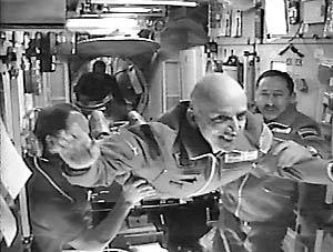Первый космический турист Денис Тито