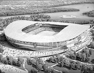 Стоимость строительства стадионов и дорог к ЧМ-2018 составит 632 млрд рублей