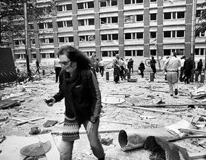 Взрыв в центре норвежской столицы Осло унес жизни семи человек, двое пострадавших находятся в тяжелом состоянии
