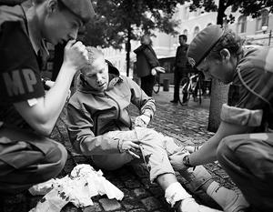 В ходе двух терактов в норвежской столице погибли 87 человек