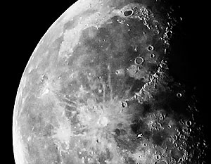 Российские ученые планируют «вернуться» на Луну уже в 2013 году