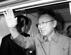 Северокорейского лидера встретили в России хлебом с солью