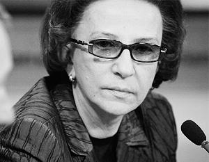 Тамара Морщакова полагает, что оправдательный приговор в российской судебной системе неофициально считается признаком слабости
