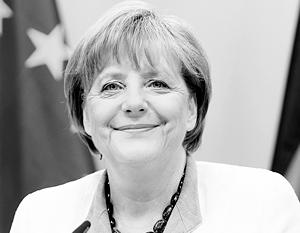 Меркель за год подтянула свой рейтинг