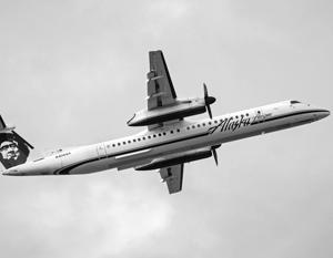 Угнанный самолет был пустым, но все равно представлял огромную опасность для города