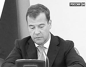 Дмитрий Медведев прекрасно представляет, что интересует школьников в Интернете