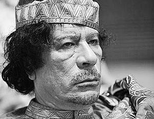 Россия больше не считает Каддафи легитимным лидером