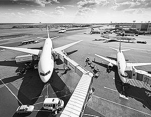 Московские аэропорты могут приостановить работу в связи с нехваткой топлива