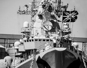 Порошенко вдруг обнаружил, что Черноморский флот РФ имеет конституционные основания находиться на Украине