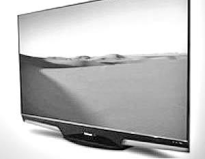 Первый работающий прототип лазерного телевизора от Mitsubishi был продемонстрирован в 2006 году