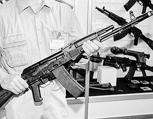 АК-100 – последняя модификация «Калашникова», закупленная российской армией