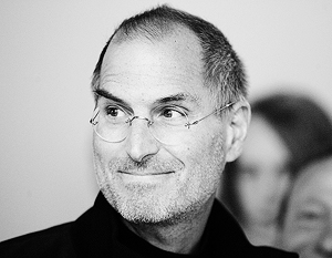 Стив Джобс умел находить коммерческий потенциал и использовать его на всю катушку