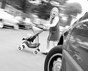 Сбитый внедорожником пешеход гибнет с вероятностью вдвое большей, чем пешеход, сбитый седаном на той же скорости