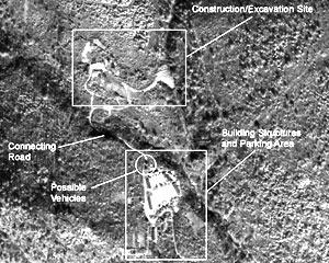 Испытательные полигоны на территории Северной Кореи