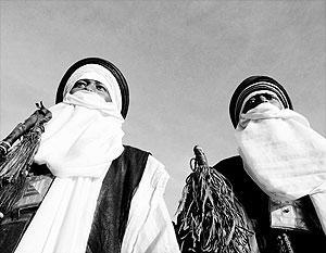 Пустыня для туарегов – естественная среда обитания