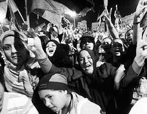 Многие молодые ливийцы с явной радостью встретили кончину Каддафи